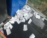 Hình ảnh không đẹp tại trụ ATM