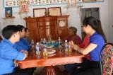 Thăm mẹ Việt Nam anh hùng trước thềm xuân