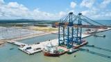 越南 Germalink国际港投入运营