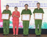 TP.Thuận An: Camera an ninh giúp làm rõ hàng trăm vụ việc hình sự