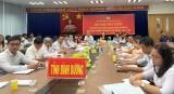 Hội nghị trực tuyến tập huấn công tác bầu cử đại biểu Quốc hội và HĐND các cấp