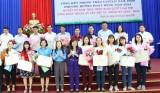 LĐLĐ TP.Thuận An: Luôn vì lợi ích của người lao động