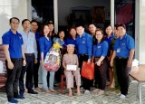 Thị đoàn Bến Cát phối hợp tổ chức hoạt động tình nguyện vì cộng đồng mừng Xuân Tân Sửu