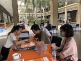 Trường Đại học Việt Đức: Nhiều thông tin bổ ích từ ngày hội thông tin