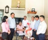 Thị trấn Phước Vĩnh: Địa phương điển hình chăm lo người có công