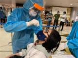 1.800 mẫu xét nghiệm ở Bệnh viện Quân y 175 đều âm tính với SARS-CoV-2
