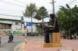 Độc đáo đường gốm sứ tại phường Chánh Nghĩa, TP.Thủ Dầu Một