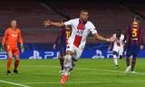 Barca thua PSG 1-4 ở Camp Nou