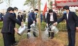 全国各省纷纷响应2021年春季植树节活动
