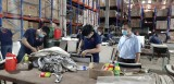 Không khí lao động đầu năm mới: Háo hức và bảo đảm an toàn phòng, chống dịch bệnh