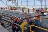 滨城-仙泉一号城铁供电项目进入施工阶段