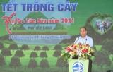 Thủ tướng Nguyễn Xuân Phúc truyền thông điệp của Chương trình 1 tỷ cây xanh
