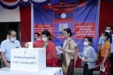 Laos: 4.3 million people cast votes on general election