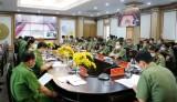 Bộ Công an: Hội nghị giao ban trực tuyến đầu xuân