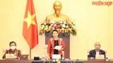 越南第十四届国会常务委员会第53次会议开幕