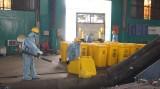 Xử lý gần 77 tấn chất thải tại các khu cách ly y tế phòng chống dịch Covid-19