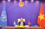 Thủ tướng dự Phiên thảo luận mở Cấp cao của Hội đồng Bảo an
