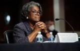 Bà Thomas-Greenfield trở thành Đại sứ Mỹ tại Liên hợp quốc