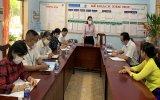 Kiểm tra công tác phòng, chống dịch bệnh Covid-19 tại các trường học