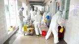 24日上午越南新增2例新冠肺炎确诊病例和43例治愈病例
