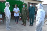 Sáng 25/2: Không ghi nhận ca mắc mới, đã có 1804 bệnh nhân khỏi bệnh
