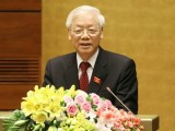 Countries' leaders offer congratulations to Party General Secretary, President Nguyen Phu Trong