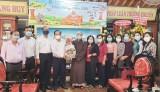 Thường trực HĐND tỉnh thăm, chúc mừng Ban trị sự Giáo hội Phật giáo Việt Nam tỉnh