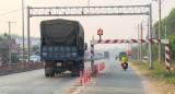 Hơn 8.000 phương tiện được cân tải trọng trên tuyến ĐT.741