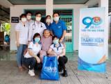 Huyện đoàn Dầu Tiếng: Thăm, khám bệnh, tặng quà cho mẹ Việt Nam anh hùng