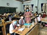 Khai báo y tế bảo đảm sức khỏe học đường