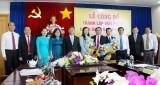 Lễ công bố thành lập Văn phòng Đoàn Đại biểu Quốc hội và HĐND tỉnh Bình Dương