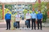 Tỉnh đoàn Bình Dương: Tuyên dương 2 học sinh sáng tạo khoa học