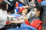 Khai mạc Lễ hội Xuân hồng 'Hiến máu an toàn-Đừng ngại COVID'