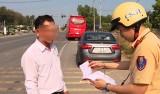 TX.Tân Uyên: Nỗ lực bảo đảm trật tự an toàn giao thông sau tết