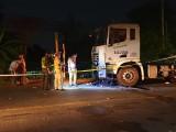Xe máy tông trực diện xe đầu kéo, hai nam thanh niên tử vong
