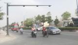 Tiện ích của đèn giao thông dùng năng lượng mặt trời