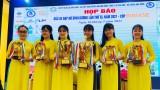 Sôi động Giải xe đạp nữ Bình Dương lần XI - Cúp Biwase