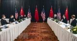 Mỹ-Trung Quốc kết thúc cuộc gặp gỡ cấp cao đầu tiên tại Alaska