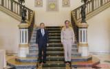 泰国总理高度评价泰越战略伙伴关系