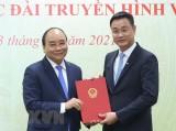 Thủ tướng Nguyễn Xuân Phúc trao Quyết định bổ nhiệm Tổng Giám đốc VTV