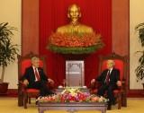 越南与智利建交50周年:维护两国良好的传统友好合作关系