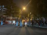 Phong tỏa đường D35, KDC Việt Sing vì có ca mắc COVID-19