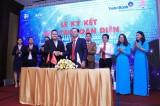 Đất Vàng Group ký kết hợp tác toàn diện với Vietinbank