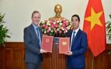 Vietnam, UK exchange official notes of UKVFTA