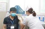 COVID-19: Việt Nam không có ca mới, 45.140 người được tiêm chủng