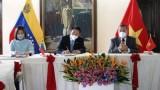 促进越南与委内瑞拉各地之间的合作