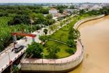 Đẩy mạnh chỉnh trang gắn với phát triển đô thị ven sông