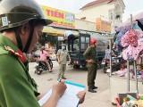 """TP.Thuận An: Tập trung xử lý các điểm """"nóng"""" về chợ tự phát"""