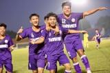 U19 B.BD giành chiến thắng ấn tượng trước SLNA