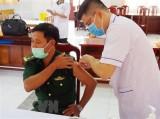 Không ghi nhận ca mắc mới COVID-19, thêm 455 người được tiêm vaccine